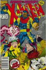 X-Men (1991-2001, 2004-2008) #8 Variant A: Newsstand Edition