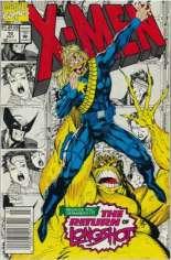 X-Men (1991-2001, 2004-2008) #10 Variant A: Newsstand Edition
