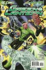 Green Lantern (2011-2018) #2 Variant A