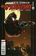 Ultimate Comics: Spider-Man (2011-2013) #3 Variant A