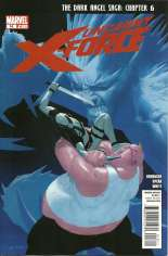 Uncanny X-Force (2010-2012) #16 Variant A