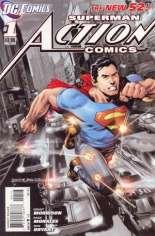 Action Comics (2011-2016) #1 Variant F: 3rd Printing