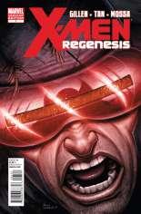 X-Men: Regenesis (2011) #1 Variant B: 1:30 Variant