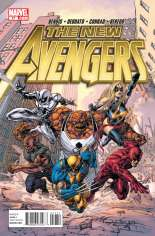New Avengers (2010-2013) #17 Variant B: Direct Edition