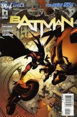 Batman (2011-2016) #2 Variant B: Direct Edition