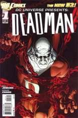 DC Universe Presents (2011-2013) #1 Variant B: 2nd Printing