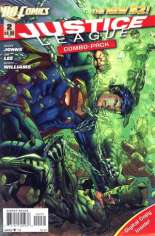 Justice League (2011-2016) #2 Variant B: Combo Pack