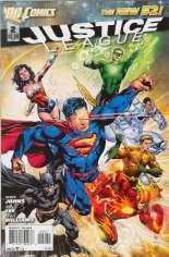 Justice League (2011-2016) #2 Variant C: 1:25 Variant