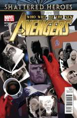 Avengers (2010-2012) #18 Variant A