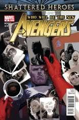 Avengers (2010-2012) #18 Variant A