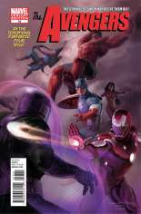 Avengers (2010-2012) #18 Variant B: Marvel 50th Anniversary Cover