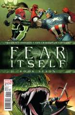 Fear Itself (2011-2012) #7 Variant A