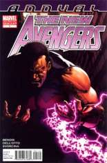 New Avengers (2010-2013) #Annual 1 Variant D: 2nd Printing