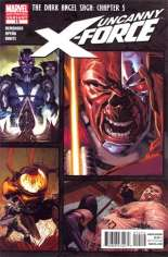 Uncanny X-Force (2010-2012) #15 Variant D: 2nd Printing