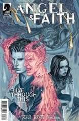 Angel & Faith (2011-2013) #3 Variant A