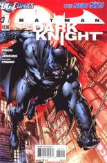 Batman: The Dark Knight (2011-2014) #1 Variant B: 2nd Printing