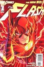 Flash (2011-2016) #1 Variant D: 2nd Printing