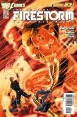 Fury of Firestorm: The Nuclear Men (2011-2013) #2