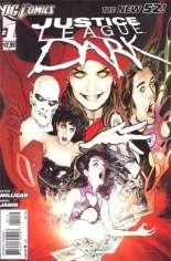 Justice League Dark (2011-2015) #1 Variant B: 2nd Printing