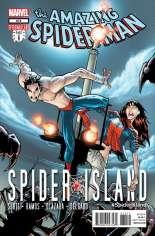 Amazing Spider-Man (1999-2014) #672 Variant B: Direct Edition