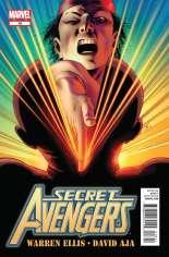Secret Avengers (2010-2013) #18 Variant A