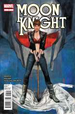 Moon Knight (2011-2012) #7 Variant A