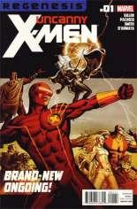 Uncanny X-Men (2011-2012) #1 Variant A