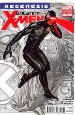Uncanny X-Men (2011-2012) #1 Variant D: 1:25 Variant