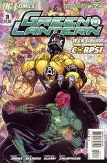Green Lantern (2011-2018) #3 Variant A