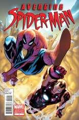 Avenging Spider-Man (2012-2013) #1 Variant C: 1:25 Variant