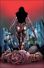 Jennifer Blood (2011-2014) #2 Variant H: DF Exclusive Virgin Cover