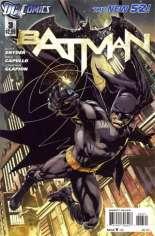 Batman (2011-2016) #3 Variant C: 1:5 Variant