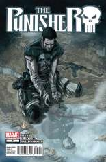 Punisher (2011-2012) #5 Variant A