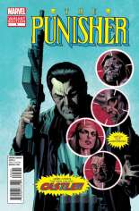 Punisher (2011-2012) #5 Variant B: Marvel 50th Anniversary Cover
