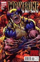 Wolverine: The Best There Is (2011-2012) #11