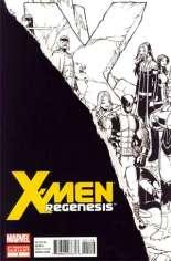 X-Men: Regenesis (2011) #1 Variant D: 2nd Printing