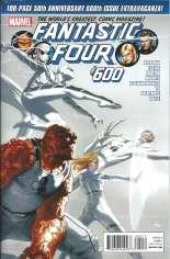Fantastic Four (2012) #600 Variant A
