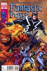Fantastic Four (2012) #600 Variant C: 1:25 Variant