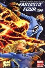 Fantastic Four (2012) #600 Variant D: 1:50 Variant