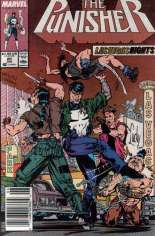 Punisher (1987-1995) #20 Variant A: Newsstand Edition