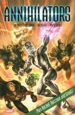 Annihilators (2011) #HC Variant A