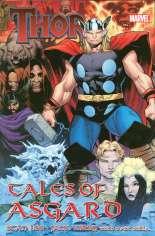 Thor: Tales of Asgard (2009) #TP Variant B: Variant Cover