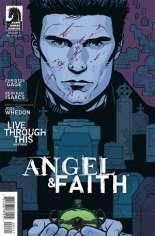 Angel & Faith (2011-2013) #4 Variant B