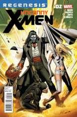 Uncanny X-Men (2011-2012) #2 Variant A