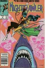 Nightcrawler (1985-1986) #2 Variant A: Newsstand Edition