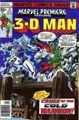 Marvel Premiere (1972-1981) #37 Variant B: 35 Cent Variant