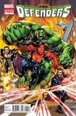 Defenders (2012-2013) #1 Variant D: 1:25 Variant