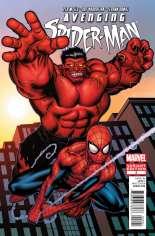 Avenging Spider-Man (2012-2013) #2 Variant B: 1:25 Variant