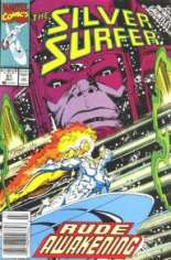Silver Surfer (1987-1998) #51 Variant A: Newsstand Edition