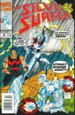 Silver Surfer (1987-1998) #85 Variant A: Newsstand Edition